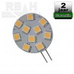 G4 Led lamp 12V 2W 2400K Dimbaar