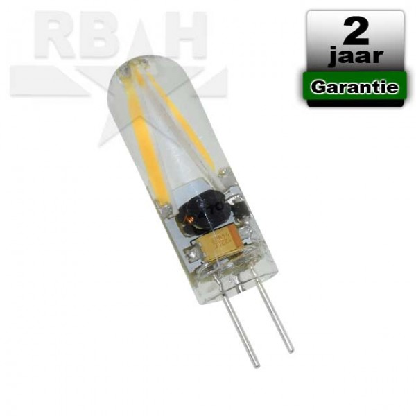 LED lamp G4 dimbaar 12V 1W 2400K