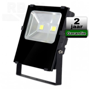 Led bouwlamp 100W 230V 6000K