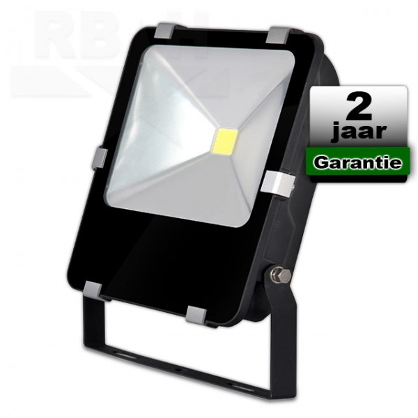 50W Led Floodlight Straler 230V 6000K