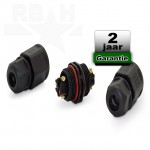 Waterproof connector 12V / 230V