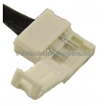 Aansluit connector met female plug voor 5050 2835 ledstrip