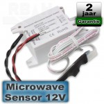 Radar sensor bewegingsmelder 12-24Vdc