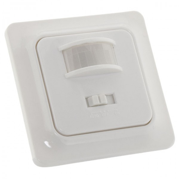 Automatische lichtschakelaar wand 230V