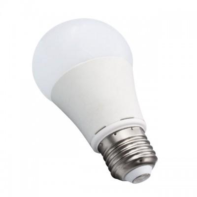 Microwave LED sensorlamp E27 230V 5W