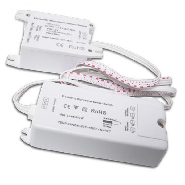 Microwave Bewegingssensor Schakelaar 230v Ideaal Voor