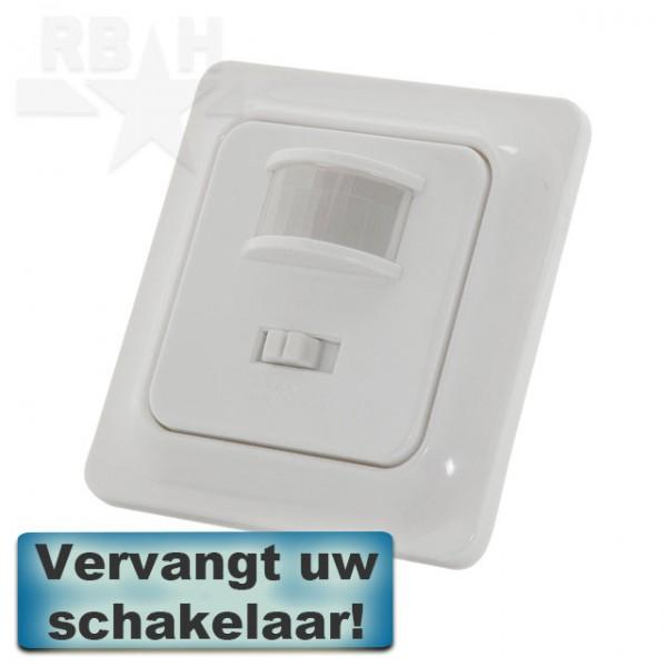 Automatische lichtschakelaar ter vervanging schakelaar ...