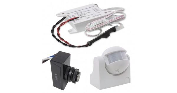 Licht En Bewegingssensor : Welke bewegingsmelder of sensor heb ik nodig?