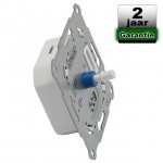 iONLED universele LED draaidimmer 0-200 Watt RC Anti Flicker