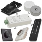 Led dimmer softstart RF / Puls 12-36V