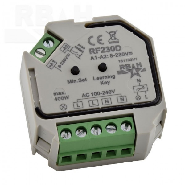 LED dimmer afstandsbediening / puls