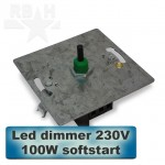 LED dimmer 230V softstart 4mm as