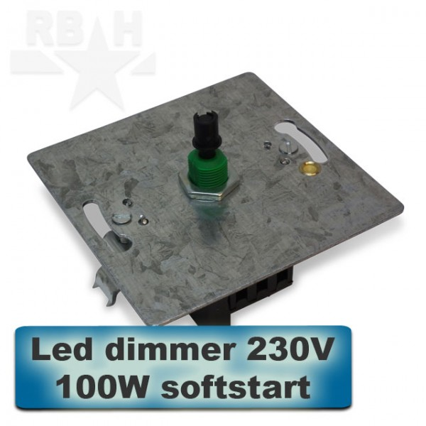 led dimmer 230v softstart 6mm as. Black Bedroom Furniture Sets. Home Design Ideas