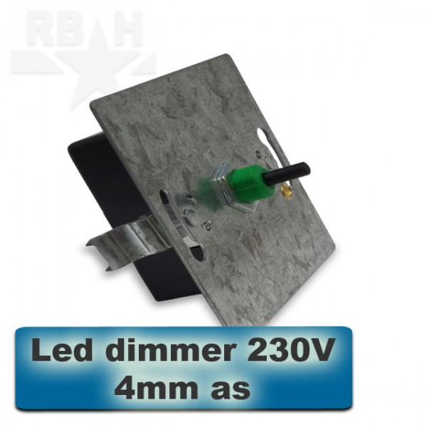 ledspots dimmen 230v 230v led dimmer. Black Bedroom Furniture Sets. Home Design Ideas