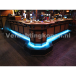 LED RGB KOOFVERLICHTING COMPLETE SET 17METER