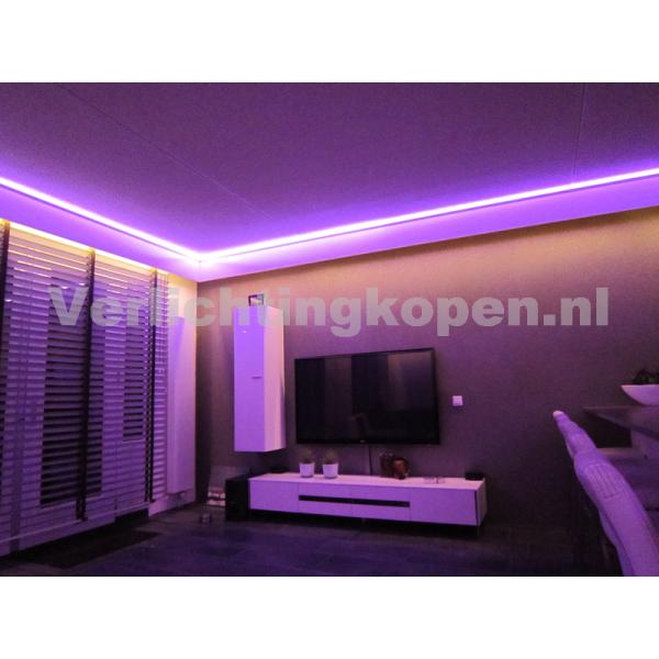 LED Lichtkoof keuken - slaapkamer - woonkamer maken?