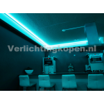 LED RGB KOOFVERLICHTING COMPLETE SET 6METER
