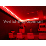 LED RGB KOOFVERLICHTING COMPLETE SET 4METER