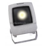 LED SCHIJNWERPER WARMWIT 230V 10W (VERVANGT 75W)