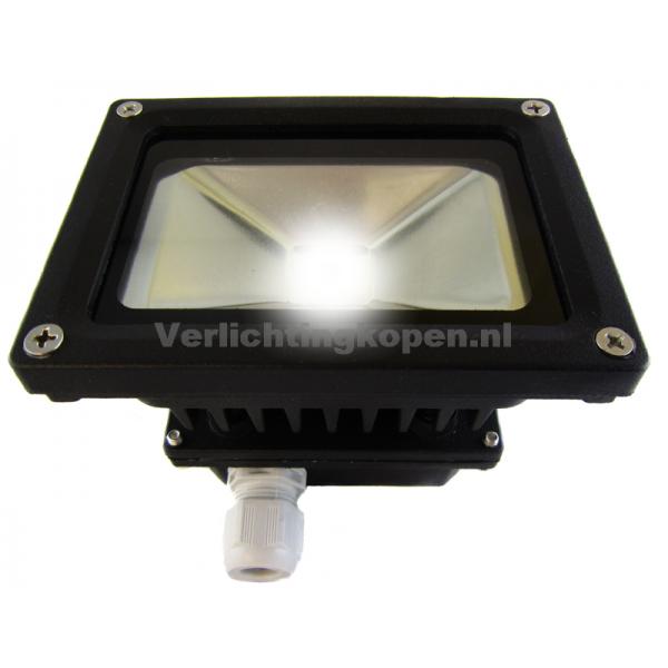LED BOUWLAMP KOELWIT MET SCHEMER SCHAKELAAR 230V 20W (vervangt 150W)