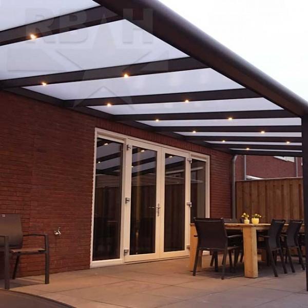Kantelbare Veranda LED spots kopen? | Verlichtingkopen.nl