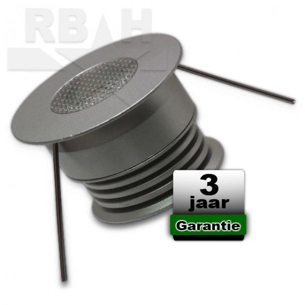 12v 4w kleine cob led inbouw spot dimbaar. Black Bedroom Furniture Sets. Home Design Ideas