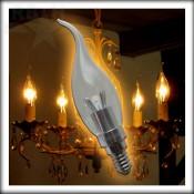 LED lampjes kroonluchter
