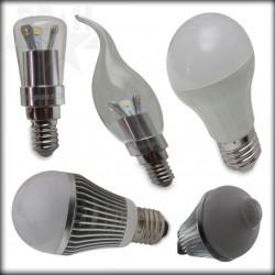 LED lampen E14 230V