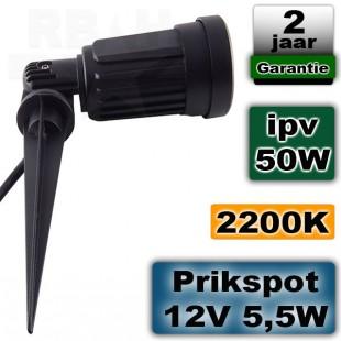 Tuinspot LED spies 12V 5W 2200K
