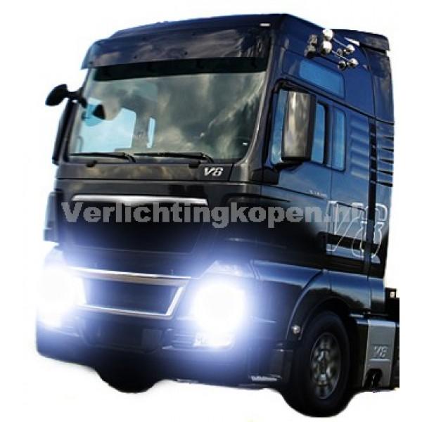 Xenon kit HB3 (9005) vrachtwagen / truck zonder boordcomputer