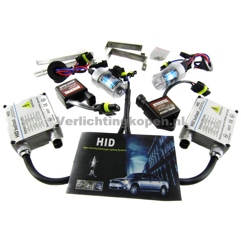Xenon Kit H7 Auto Can Bus Absoluut Storingsvrij Alle