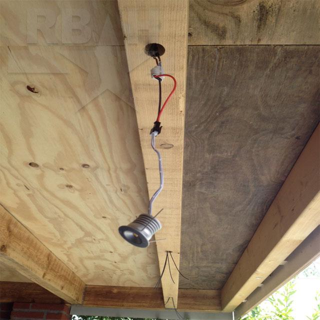Verrassend Veranda verlichting LED HJ-84